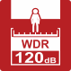 WDR-120dB